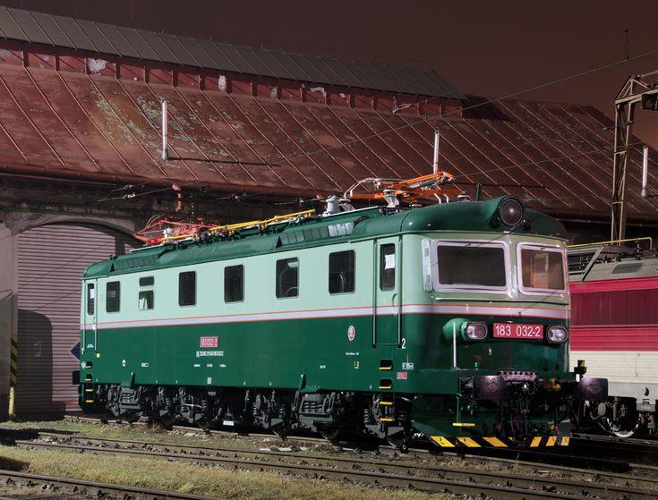 Czech Republic - ZSSK Cargo 183 032 / Zilina — Trainspo