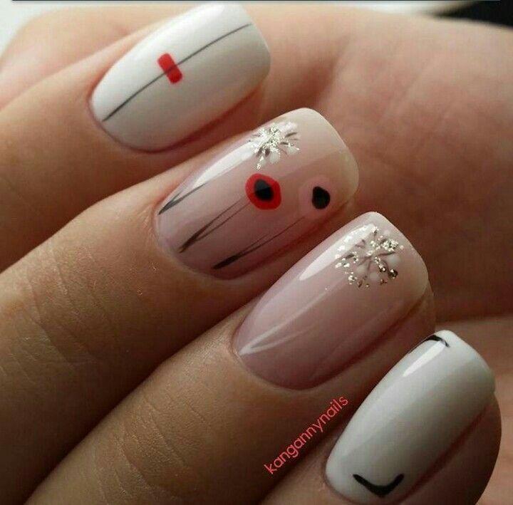 236 best Diseño De Uñas images on Pinterest   Nail scissors, Nail ...