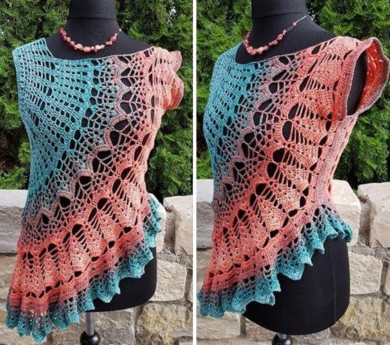 Pin By 유화숙 On 니트디자인 Pinterest Crochet Crochet Clothes
