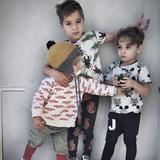KID + KIND - 'ADVENTURE CLUB' BASIC SWEATSHIRT