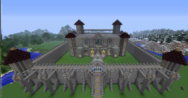 Minecraft Tower Blueprints