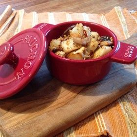 バル風!!炒めて作れる簡単アヒージョ by まいの産 [クックパッド] 簡単おいしいみんなのレシピが254万品