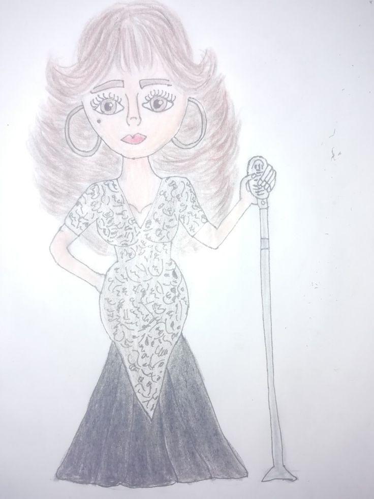 Jenni Rivera Dibujos Celebrity News Jenni Rivera Beautiful Celebrities Art