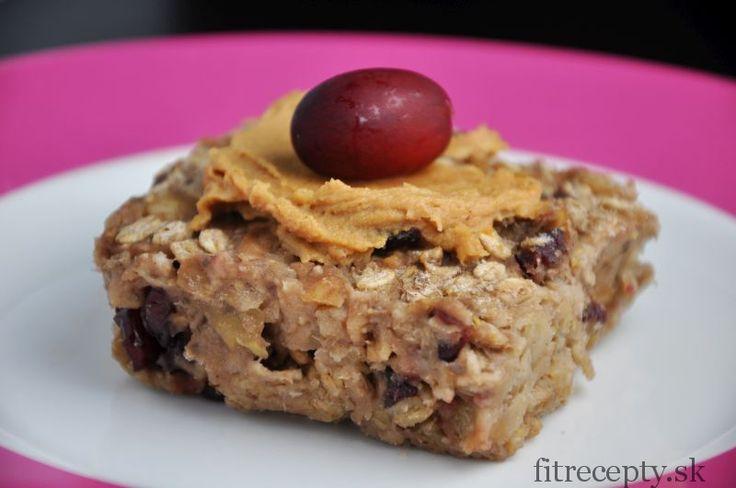 Ovsený koláč bez cukru a múky - FitRecepty