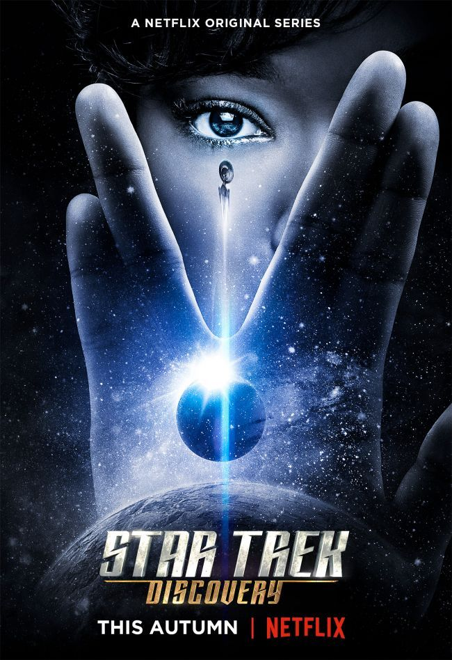 Star Trek: Discovery: First trailer and cast photo, new characters, release date, and everything you need to know | GamesRadar+