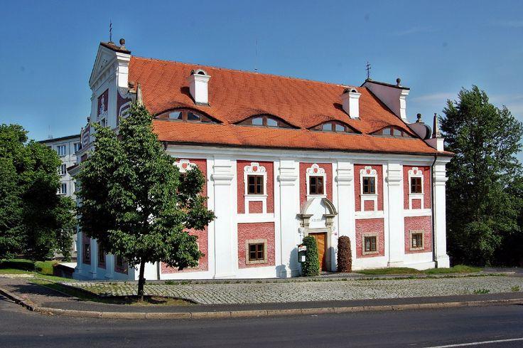 Louny-barokní špitál