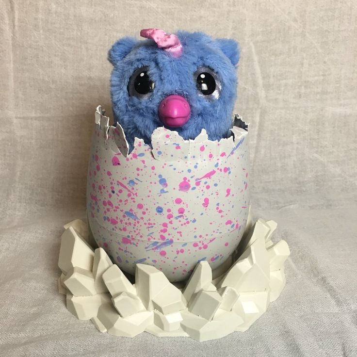 Nest or Bed for Hatchimals Sandy White owlicorn penguala burtle draggles bearakeet hand casted by AlohaTreasures808 on Etsy https://www.etsy.com/listing/492838987/nest-or-bed-for-hatchimals-sandy-white