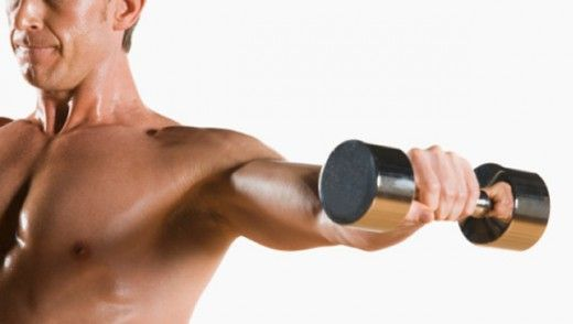 Weight Lifting Workouts for Men to Achieve the Fitness Model Look