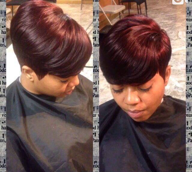 Looove this color and cut!!