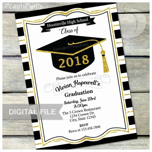 Graduation Card Template Word Lovely 11 High School Graduation Invit Graduation Party Invitations Templates Graduation Invitations Graduation Party Invitations