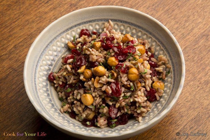 Wild Rice Stuffing - Cook for Your Life