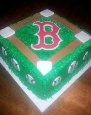 Red Sox Birthday Cake Ideas #BirthdayCakes http://ift.tt/2m3FWPh
