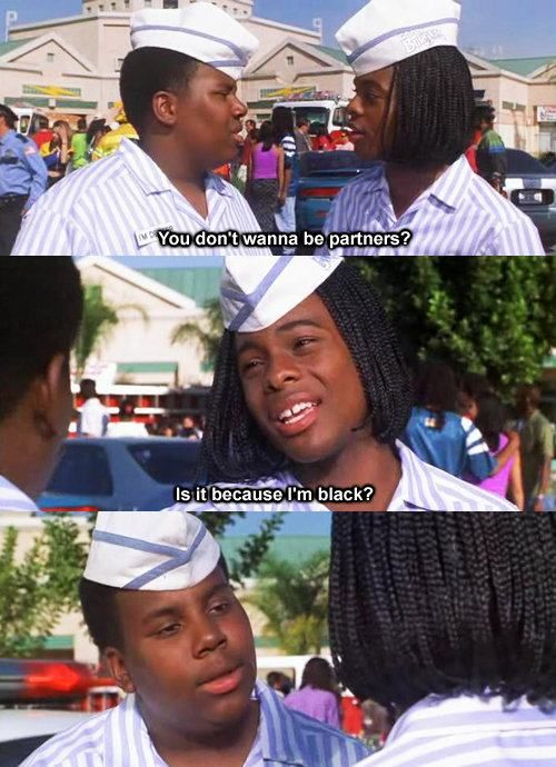 welcome to good burger, home of the good burger. Can I take your order. Haha