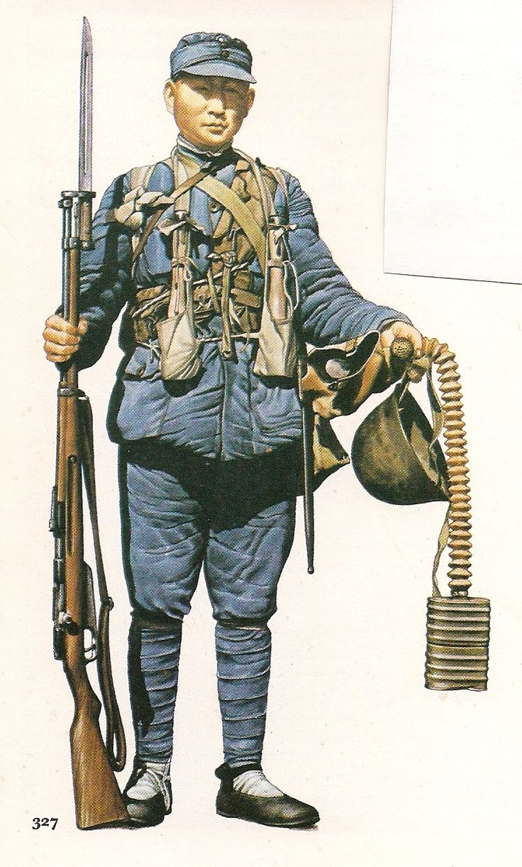 Chinese Nationalist Army - Bing Images | WWII INFANTRY ...