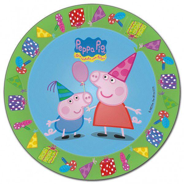 imagen de cumpleaños de peppa pig