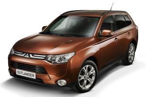 New Mitsubishi Outlander SUV