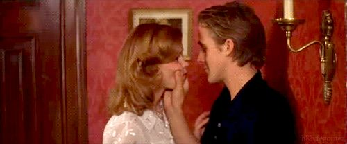 Pin for Later: 45 Times The Notebook Turned You Into an Emotional Mess When He Holds Her Face as He Kisses Her The sweetest.