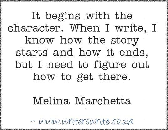 Quotable – Melina Marchetta