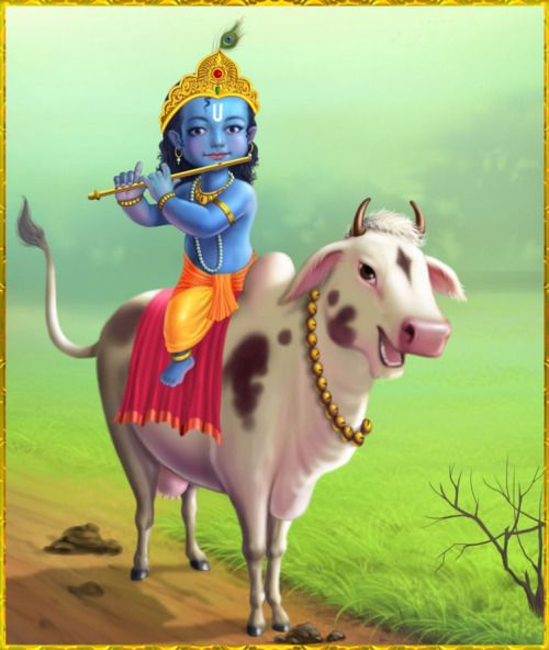 ☀ SHRI KRISHNA ॐ ☀ http://careforcows.org/
