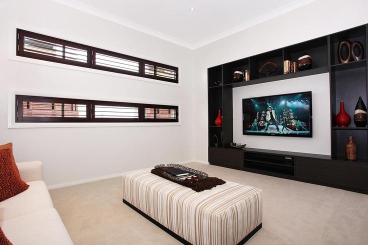 Monaco | McDonald Jones Homes | Home Theatre