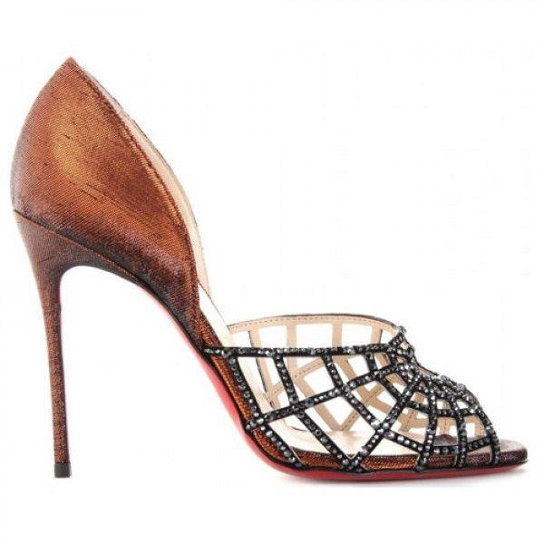 Aranea 100 Lurex verschönerte Pumps Sandalen0 Online-Verkauf sparen Sie bis zu 70% Rabatt, einfach einkaufen ferner versandkostenfrei.#shoes #womenstyle #heels #womenheels #womenshoes  #fashionheels #redheels #louboutin #louboutinheels #christanlouboutinshoes #louboutinworld