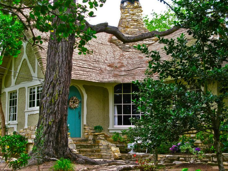 The 25 Best Fairytale Cottage Ideas On Pinterest