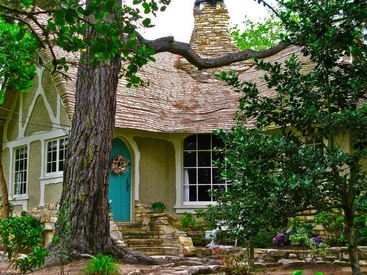 Fairytale Cottages Hugh Comstock S Marchen Haus A