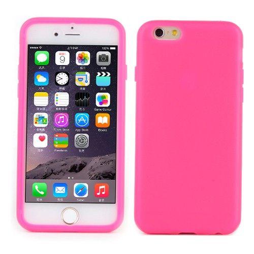 iPhone 6 Hülle Komplett Hülle Case+Deckel pink