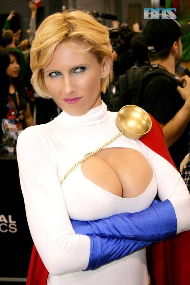 Cara nicole power girl cosplay nude recommend you