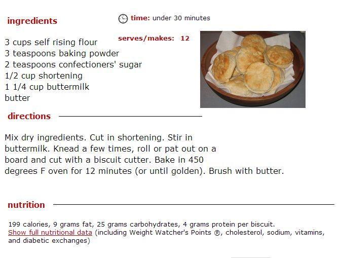 Bojangles biscuit recipe - Have you ever heard bojangles biscuits? You have made it before. When you had ever made it, you definitely know bojangles biscui