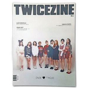 TWICE / TWICEZINE VOL.1 [ TWICE ] :韓国音楽専門ソウルライフレコード- Yahoo!ショッピング
