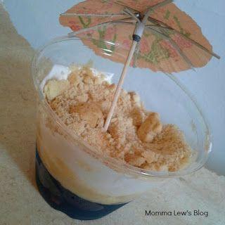 Jell-O Beach Cups - Momma Lew http://www.mommalew.com/2013/06/jell-o-beach-cups/
