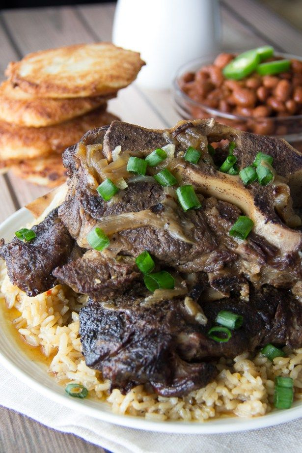 "These tender and succulent ""fall off the bone"" Beef Neck Bones will take you right back to your southern roots!!"