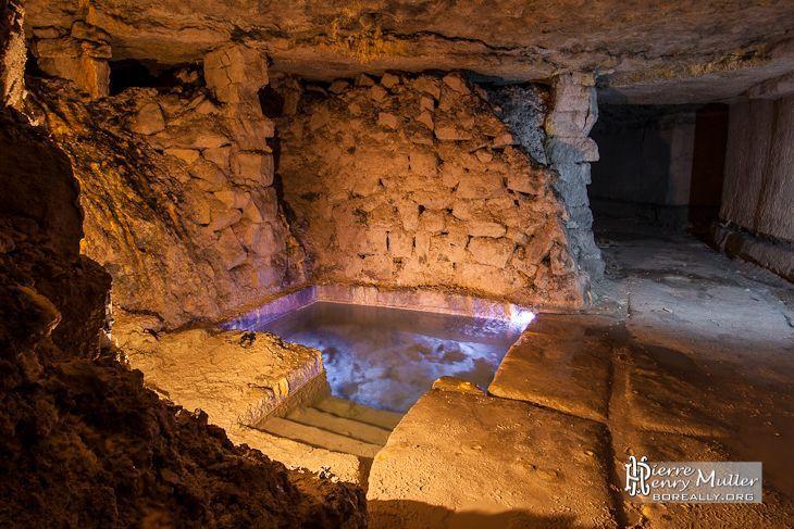 The Subterranean Limestone Quarries of Conflans-Sainte-Honorine