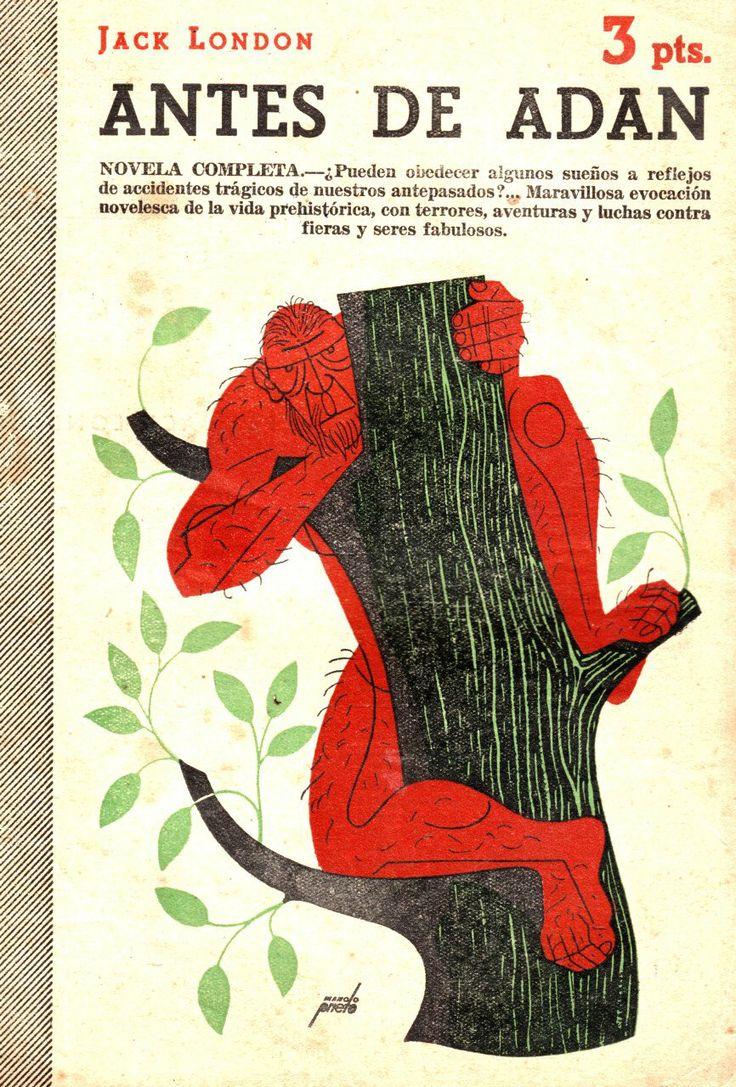 Novelas y cuentos (1942 - 1959) Antes de Adán.
