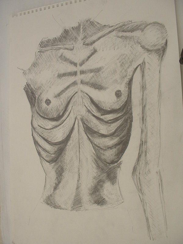 anorexic study 02 by goodimgod2 deviantart com on deviantart