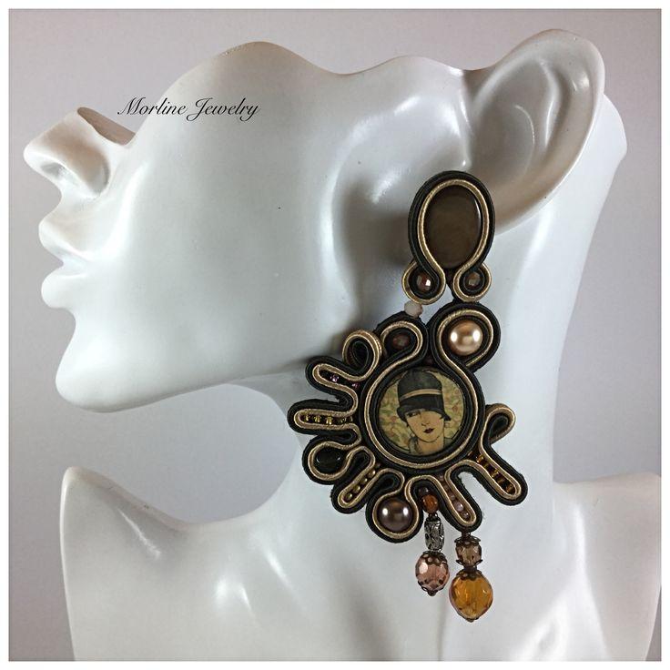 abbastanza 251 best Orecchini Morline Jewelry images on Pinterest SE58