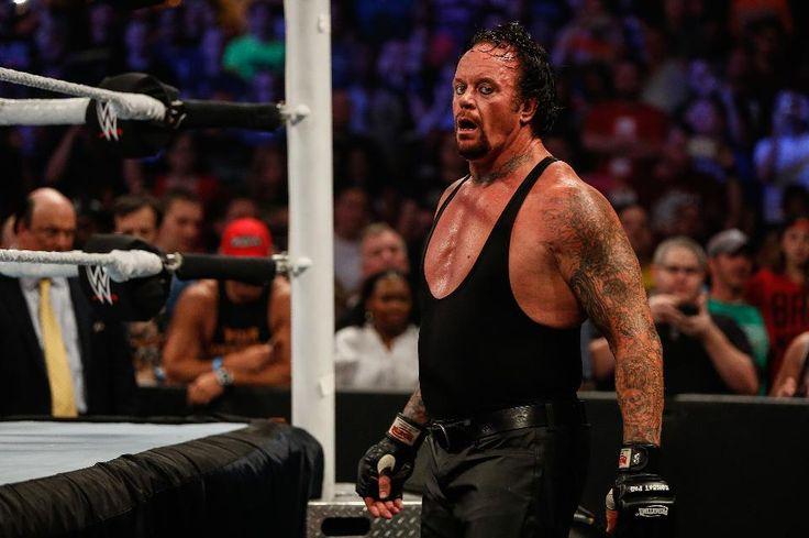 Booking Undertaker Heading Into Royal Rumble 2017, WrestleMania 33