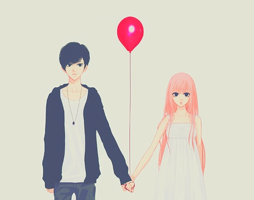 90 best images about couple on Pinterest | Anime love ...