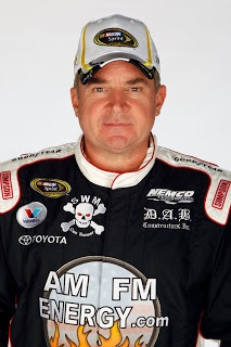 Find out about team owner/driver Joe Nemechek in this Fast Facts [photo: Chris Graythen/Getty images]