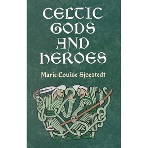 Sjoestedt's Gods and Heroes of the Celts is a slim, easy to read book still considered a standard. Interesting observations that are thought-provoking and knowledgeable. There's much more to Sjoestedt than meets the eye; read carefully and thoughtfully. She makes complex things sound startlingly simple, and has many observations that are far more revelatory than you might think.