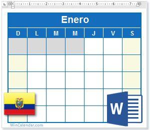Resultado de imagen para calendario 2017 imprimir con feriados ecuador