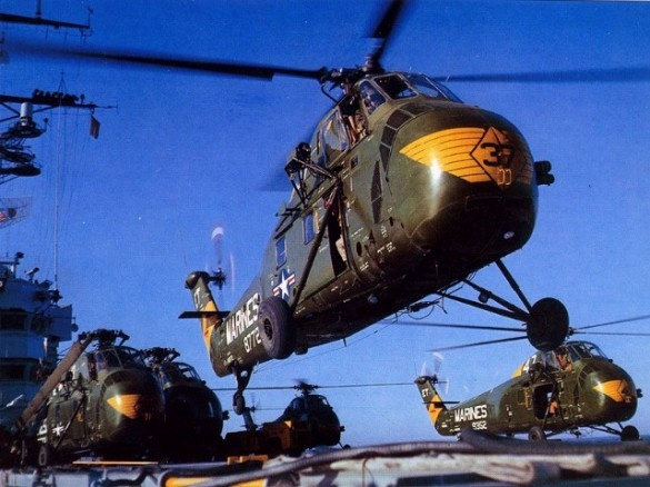Surviving a Helicopter Crash in Vietnam, by USMC Gunnery Sergeant Paul Moore, Retired