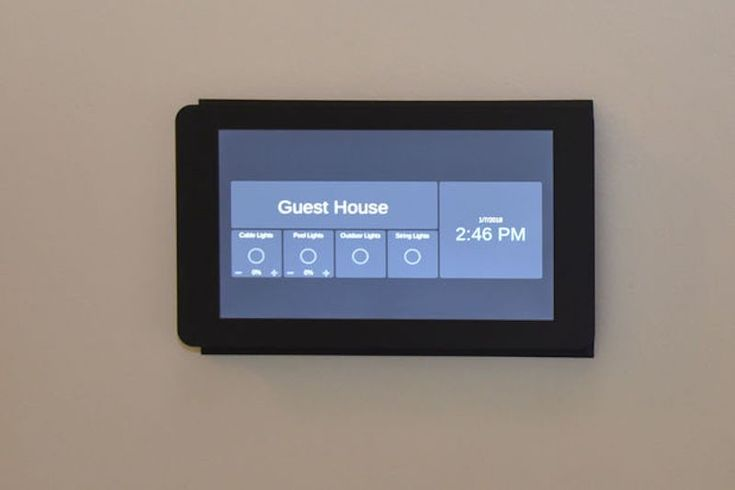 "Raspberry Pi computers make great hubs for home automation, and their 7"" touchscreens make a perfect way to display this info to the humans…"