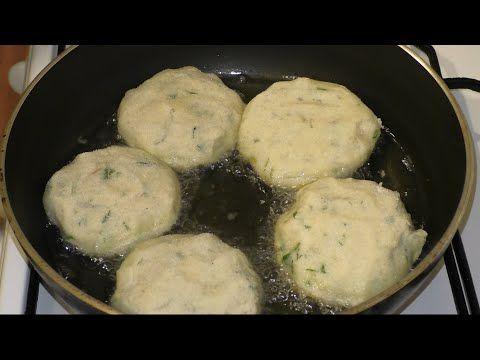 Оладьи из картофельного пюре - lublugotovit.me