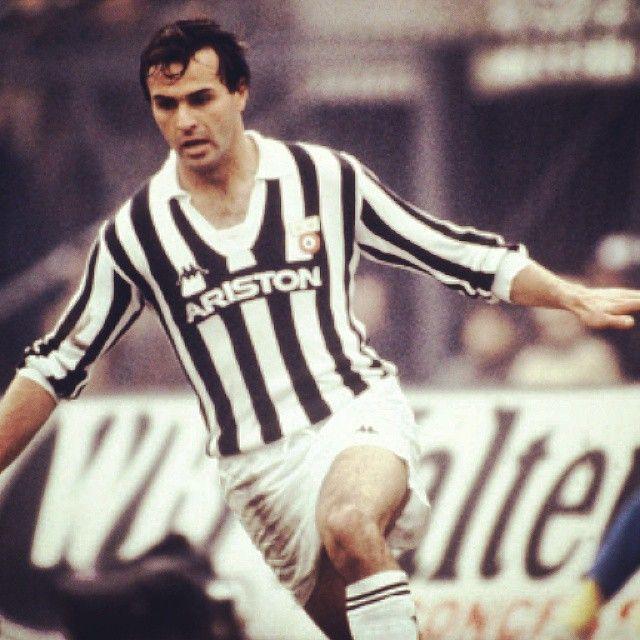 Antonio Cabrini con la maglia della #Juventus