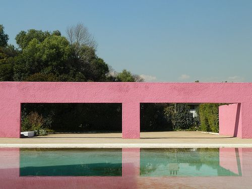 San Cristobal Stable - Luis Barragan