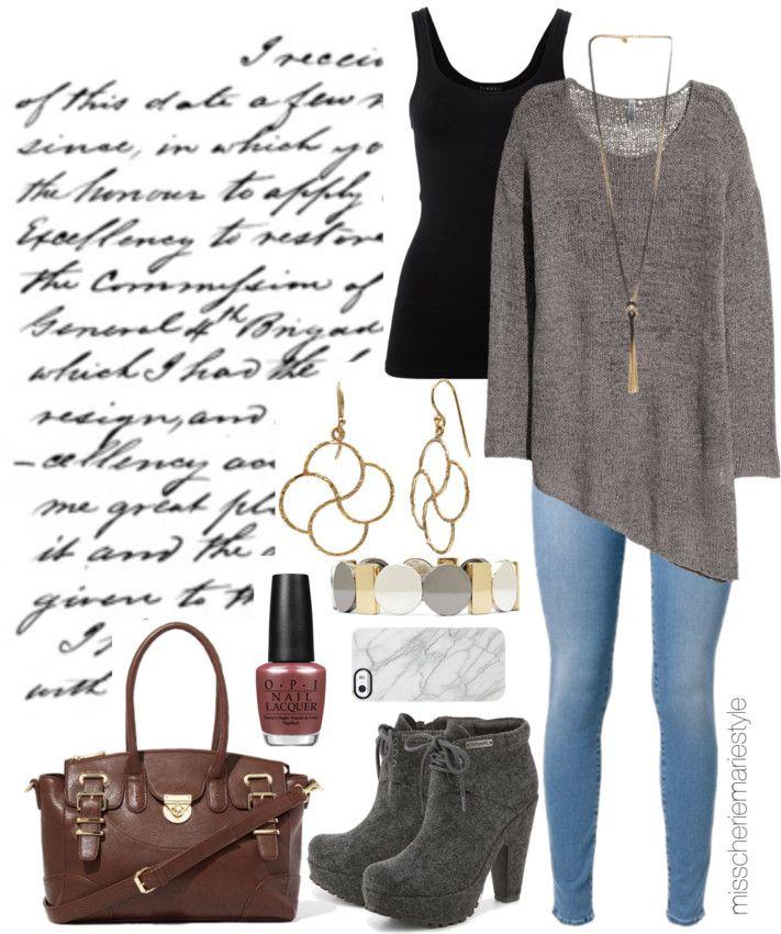 Semi Casual Fall/Autumn Outfit | MissCherieMarieStyle ♥ semi casual fall outfit ideas for women. semi casual autumn outfit ideas for women. fall outfits. autumn outfits.