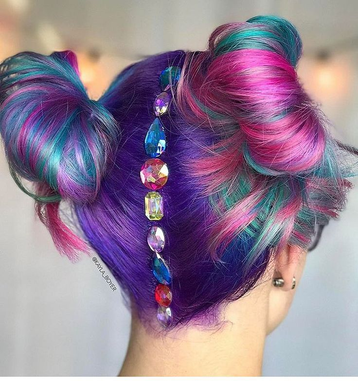 """15.3k Likes, 103 Comments - Pulp Riot Hair Color (@pulpriothair) on Instagram: """"@hairgod_zito , @bossladiehair , and @thehair_whisper are the artists... Pulp Riot is the paint."""""""