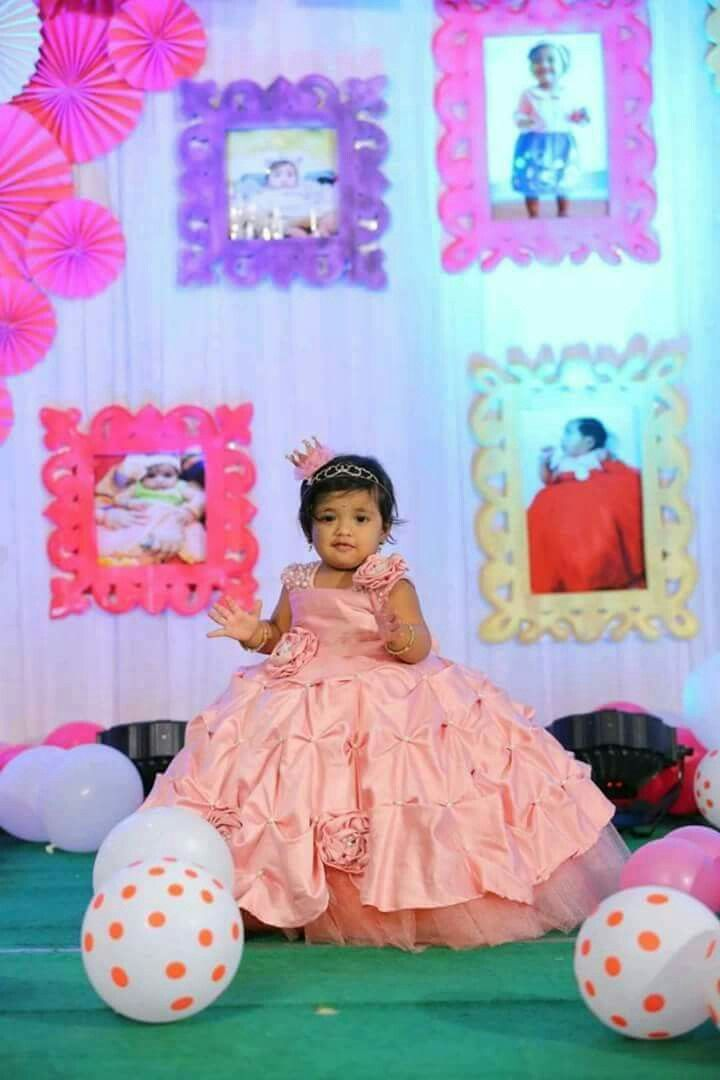 Pin By Manjula Reddy On Kids Fashion With Images Baby Birthday